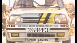 Le Club Supercinq - Championnat des rallyes groupe N 1989