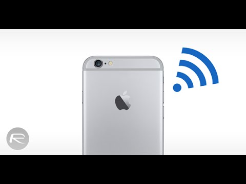 fix slow and weak wifi on ios