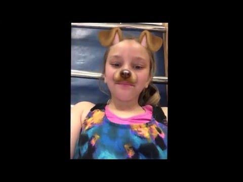 Snapchat at school