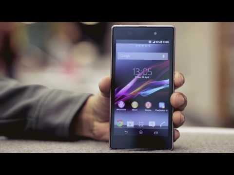 EE -- Sony Xperia Z1 -- How do I set up internet and MMS settings?