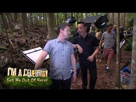 Behind The Scenes Look At I'm A Celebrity 2014 | I'm A Celebrity...Get Me Out Of Here!
