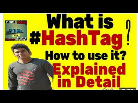 Youtube main hashtag  kaise use Kare KK Technical