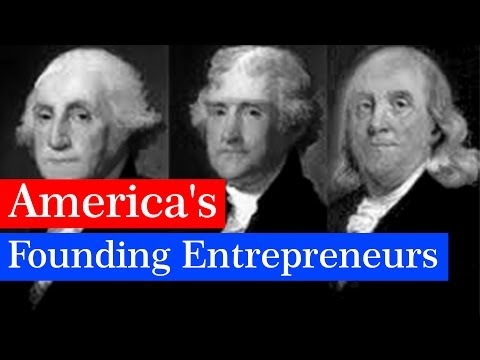 America's Founding Entrepreneurs