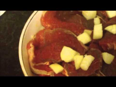 Frugal Living - Steak Casserole using cheap cuts