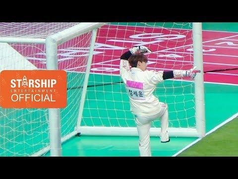[LUCKY TV] EP.48 정세운, 2020 설특집 아육대를 가다!