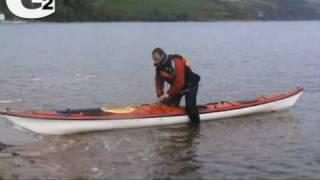 Sea kayaking tips - Launching and Landing
