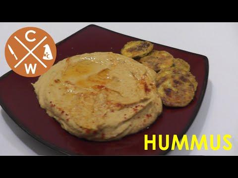 Recipe: How to Make Hummus