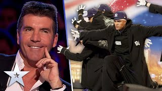 Diversity OWN the stage in Unforgettable Audition!   Britain's Got Talent