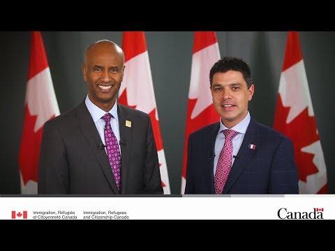 Message du ministre : Célébrez la Semaine nationale de l'immigration francophone