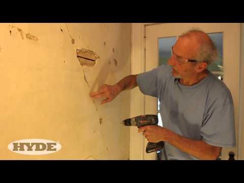 Fix Cracks in Plaster Like a Pro
