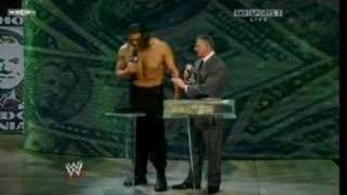The BEST Of The Great Khali @ WWE Raw Draft!