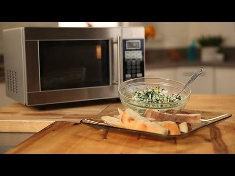 The Easiest Spinach Artichoke Dip Recipe Ever | Easy Appetizers | Food How To