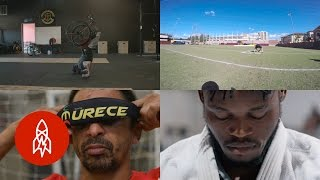 These 5 Athletes Overcome Major Obstacles To Excel At Their Game
