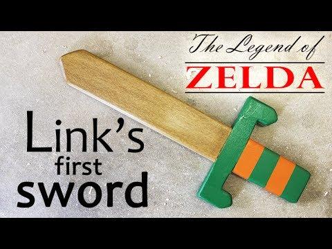 Wooden Sword from The Legend of Zelda NES