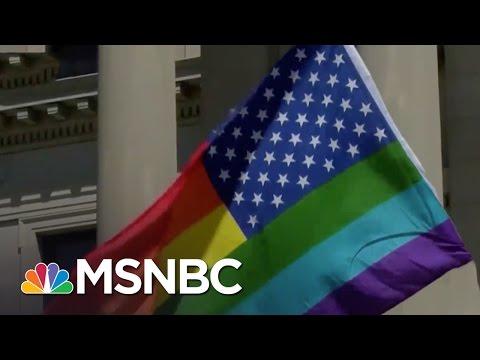Mississippi Senate Passes Anti-LGBT Bill | Andrea Mitchell | MSNBC