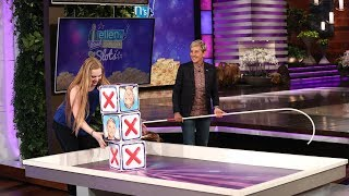 Ellen's Fan Wins Big for the Audience with 'Road to Riches'