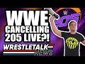 WWE SmackDown Going THREE HOURS WWE CANCELLING 205 Live WrestleTalk News Aug 2019