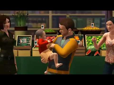 The Sims 3   Nigel   Cute Schmoozer