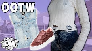 Comfy & Easy School Outfits of the Week 2017!  | Alyssa Vlogs