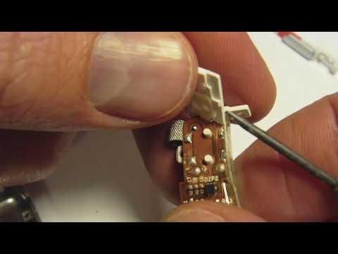 iPod Video Headphone Jack Installation