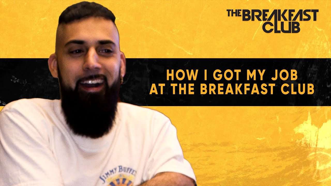 How I Got My Job at The Breakfast Club   Producer and Board Operator