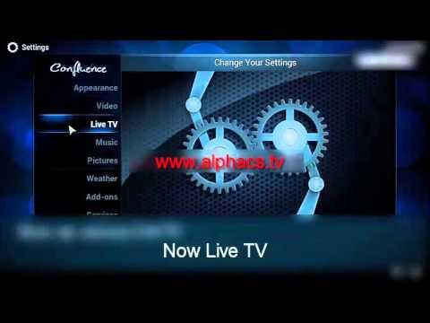 www.alphacs.tv - How to install XBMC KODI
