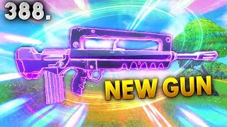 WHY NEW BURST RIFLE IS OP..!! Fortnite Daily Best Moments Ep.388 Fortnite Battle Royale Funny Moment