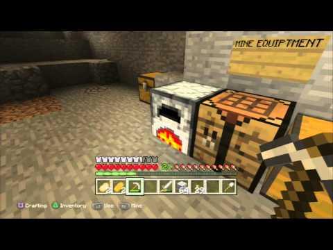 MineCraft PS3 Offline Work Episode 3