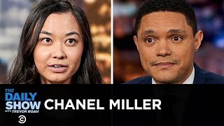 """Chanel Miller - Turning Her Pain Into a Rallying Cry with """"Know My Name"""" 