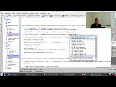 Write your own Operating System A07: Transmission Control Protocol (TCP)
