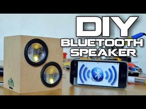 DIY Bluetooth Speaker for 5$