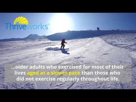 Regular Exercise Throughout Life Can Slow Down Aging