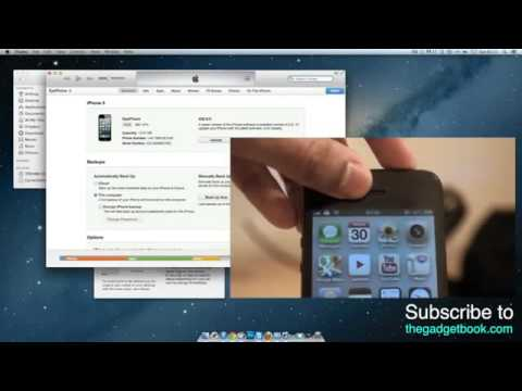 Change Your Carrier Logo Without A Jailbreak! iPhone 5 & More401