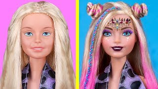 Download 12 DIY Makeup Miniatures That Work / Clever Barbie Hacks And Crafts Video