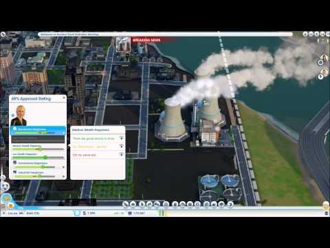 Simcity 2013 - Meltdown