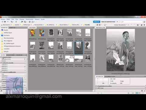 01 Bridge PDF Gallery Tutorial