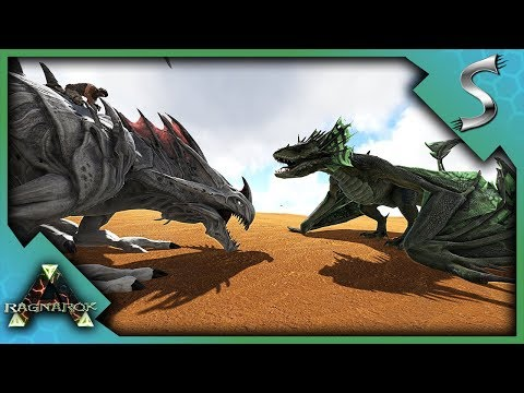DESERT BASE RAIDED! NEVER FIGHT A REAPER WITH A WYVERN! - Ark