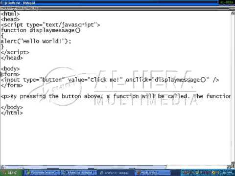 67. Web Design HTML5 & CSS3 ( Button & message box )