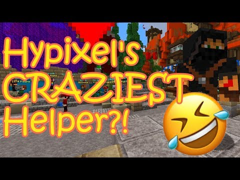 Hypixel's CRAZIEST Helper?! Demoted after 36 HOURS!!!