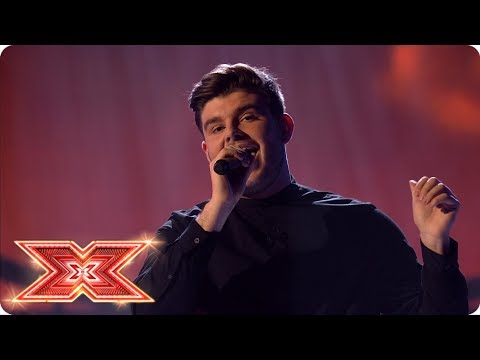 Lloyd Macey performs Coldplay classic Fix You | Live Shows | The X Factor 2017