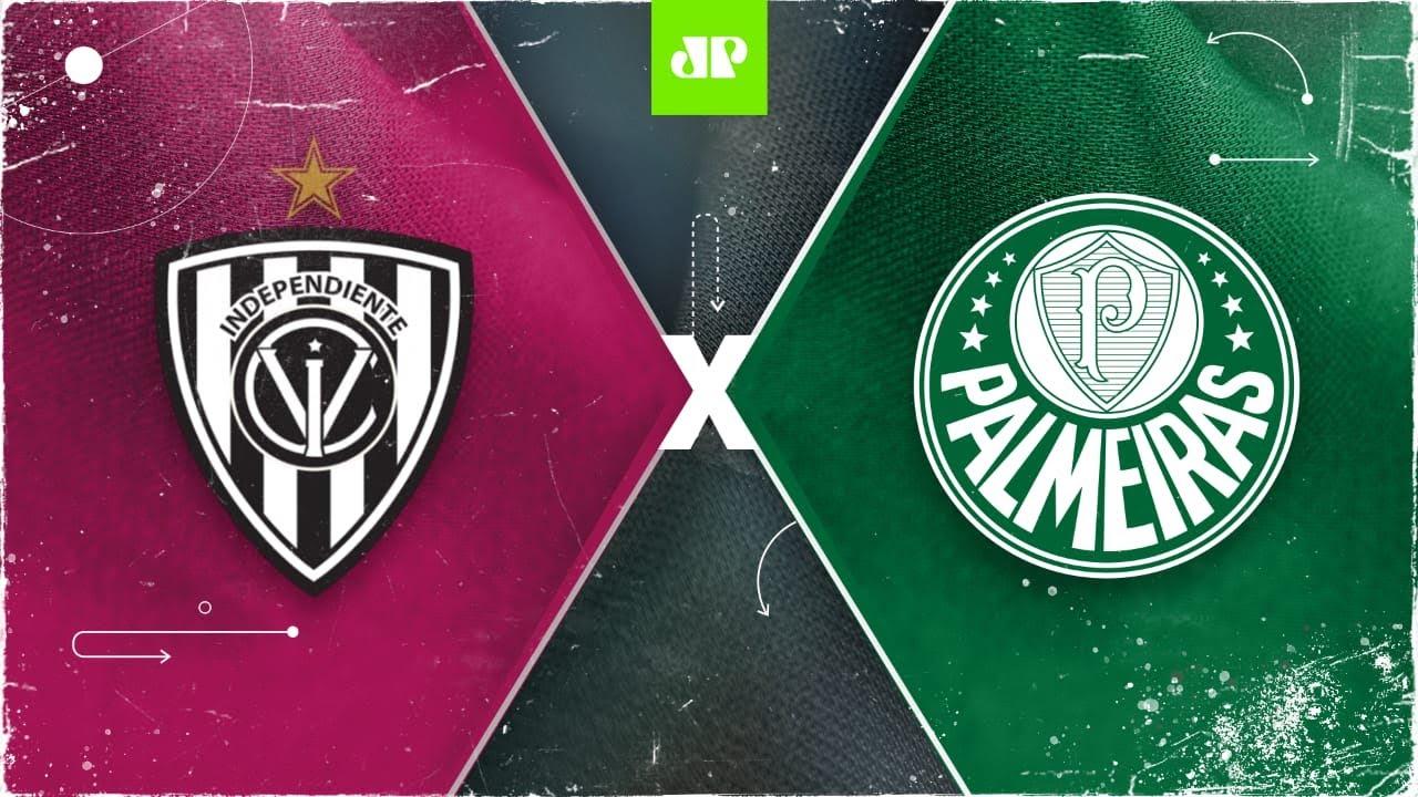 Independiente del Valle 0 x 1 Palmeiras - 11/05/2021 - Libertadores