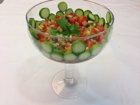 How to make Fresh Homemade Salsa!
