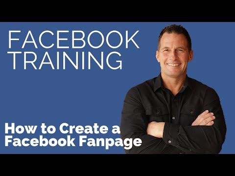 How to Create a Facebook Fanpage