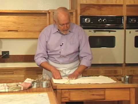 A Baker's Odyssey: Matzoh Recipe