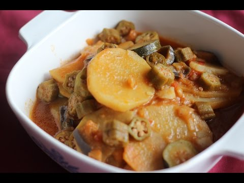Tabeekh - Yemeni Stewed Vegetables Recipe