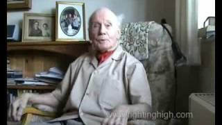 Battle of Britain pilot Bill Green - Fighting High interview