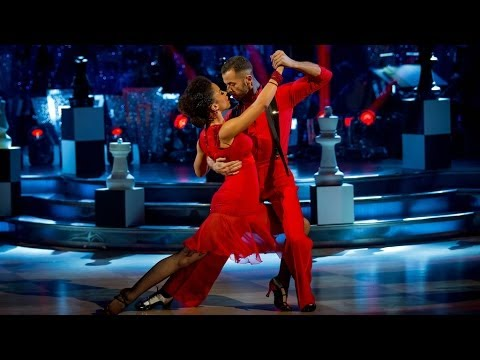 Natalie Gumede and Atem Argentine Tango to 'Montserrat' - Strictly Come Dancing: 2013 - BBC One