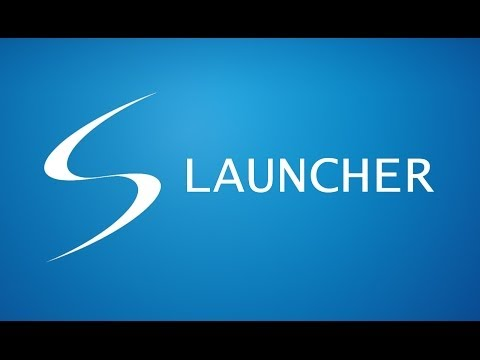 S Launcher (Galaxy UI Style Launcher)