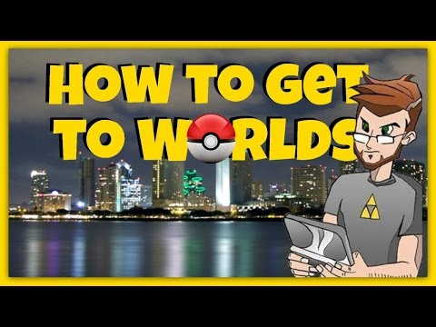 HOW TO GET TO WORLDS!! | Competitive Pokemon 2015-2016