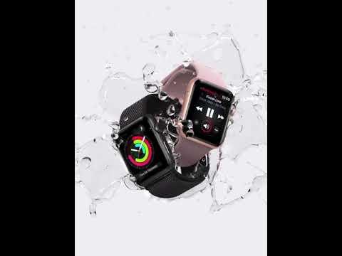  Watch Series 3 GPS Apple Store F5 Demo Screensaver